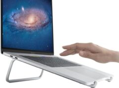 Zilveren Rain Design mBar stand f/ MacBook/MacBook Pro/Laptop - Silver