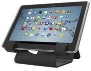 Compulocks Universal Tablet Holder - Keyed Cable Lock - Black - sicherer Tischständer