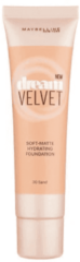 Beige Maybelline Dream Velvet Foundation - 030 Sand