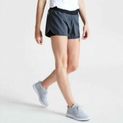 Dare 2b - Women's Outrun 2 Layer Shorts - Outdoorbroek - Vrouwen - Maat 44 - Grijs