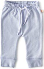 Little Label - baby - broekje - lichtblauw - maat 68 - bio-katoen