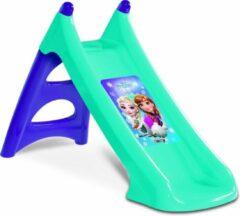 Smoby XS Disney Frozen Blauw - Glijbaan