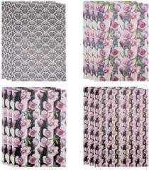 "LaBlanche Home-Dekoration Decoupage-Set ""Magnolie"", 12tlg."