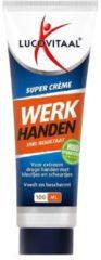 Lucovitaal Werkhanden creme 100 Milliliter