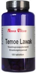 Nova Vitae Temoe Lawak Tabletten 180 st