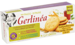 Gerlinea Koekjes Vanille & Citroen Smaak (156g)