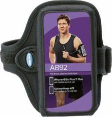 Zwarte Tune Belt AB92 Sport Armband