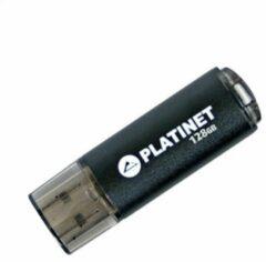 Zwarte Platinet PMFE128 USB flash drive