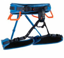 Mammut - Ophir Fast Adjust - Klimgordel maat XL, blauw/zwart
