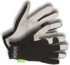 Zwarte Kixx Handschoenen Kixx Tuinhandschoenen - Rough - Maat 8