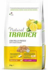 1,5 kg Natural trainer dog puppy / junior chicken hondenvoer