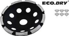Voorden Komsteen ECO.DRY dubbel diameter 125 x asgat 22.2mm