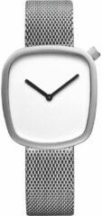 Zilveren Bering Horloge 18034-004