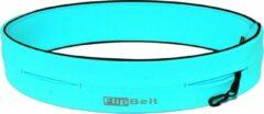 Blauwe Flipbelt – Running belt - Hardloopbelt – Hardloopriem - Aqua – XXL