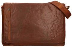 The Chesterfield Brand Maha Shoulderbag 15.4'' cognac
