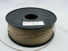 Naturelkleurige Reprapper 1.75mm hout filament 1kg
