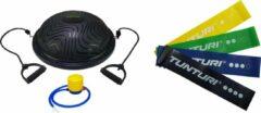 Tunturi - Fitness Set - Balanstrainer - Balance Trainer & 4 Weerstandsbanden