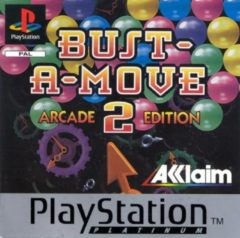 Playstation Bust-A-Move 2 PS1