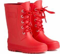 Regenlaarzen Kinderen (Mini) - Rood - LotOfRain - maat 25