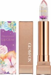 Glamfox Witch Flower Lipstick - 24K Goud Lippenstift met Echte Bloem - Lip Plumper - Make Up