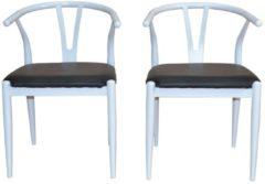 Möbel direkt online Metallstühle (2 Stück) Hanna