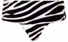 Zwarte Wow Flipover Bikini Brief bikini slip