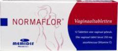 Normaflor Vaginale Tabletten - 12 stuks - Intiemverzorging