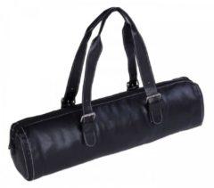 Yogatasche Fashion - Zip - Leather - 62 Cm Yogistar Schwarz