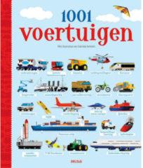 Deltas Boek 1001 Voertuigen