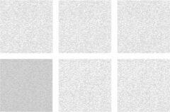 Tafelbekleding Raamfolie Statisch 3D Embossed 45CM Breed - Blokken