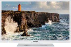 Telefunken XH32D101-(S/W) LED Fernseher (32 Zoll | HD Ready | mit und ohne integr. DVD-Player | A+) Telefunken weiß