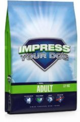 Impress your dogg Impress your dog Adult geperste brok