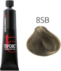 Goldwell - Topchic - 8SB Zilver Blond - 60 ml