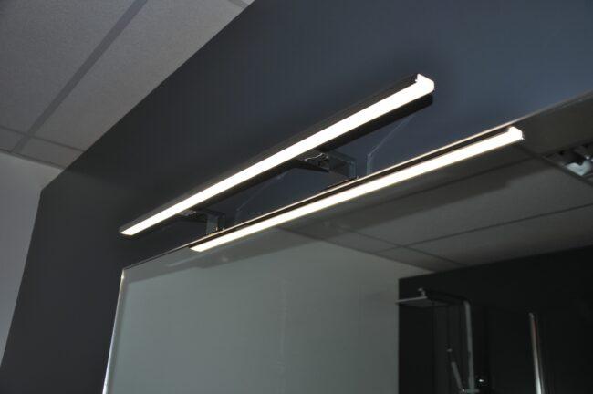 Afbeelding van Praya Tigris Wiesbaden badkamer-ledverlichting 80cm dubbel 38.3772