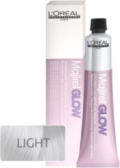 L'Oréal Paris L\'oreal Professionnel Majirel Glow Haarverf .02 Light 50ml