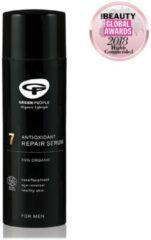 Groene Green People Men antioxidant repair serum 50 Milliliter