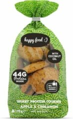 Body & Fit Food Body & Fit Smart Protein Cookies - Suikerarm - 1 pak - Apple Cinnamon