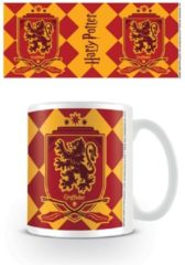 Witte Harry Potter Gyffindor Mok