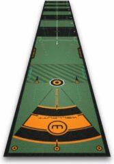 Groene Putting Mat WellPutt 300cm x 50cm