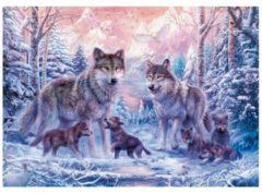 Ravensburger puzzel Arctische wolven - Legpuzzel - 1000 stukjes