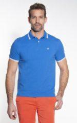 Blauwe Campbell Heren Poloshirt XXL