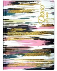 Nobrand Diario 16 mesi Glitter 11x15,3 cm