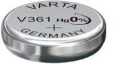 Varta V361 Zilveroxide 1.55V niet-oplaadbare batterij