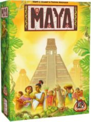 Gele White Goblin Games gezelschapsspel Maya (NL)