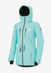 Picture Apply dames snowboardjas turquoise