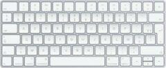 Zilveren Apple Magic Keyboard - AZERTY