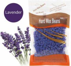 DW4Trading® Hard wax beans 100 gr ontharen harsen lichaam gezicht spatels Lavender