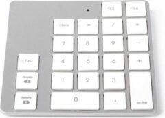 LMP - Bluetooth Keypad 2 - Numeriek Numpad voor Apple Magic Keyboard - 23 toetsen - Incl. verbindingsbalk - Zilver