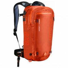 Ortovox - Ascent 22 Avabag Kit - Lawinerugzak maat 22 l, rood