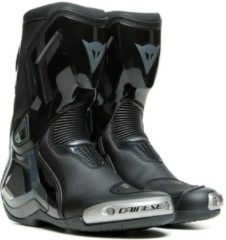 Zwarte Dainese Torque 3 Out Black Anthracite Motorcycle Boots 46